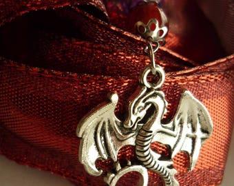 Dragons Blood Semi Choker