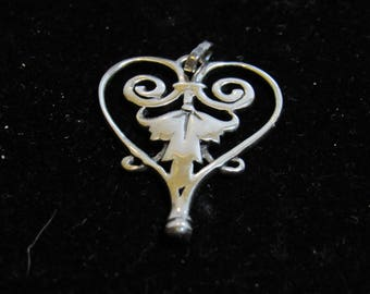 pendant marked 925 silver