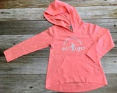 """Girls Hoodie with """"Take A Hike and Get Lost"""" ..."""