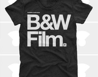 Black & White Film - Women's Shirt