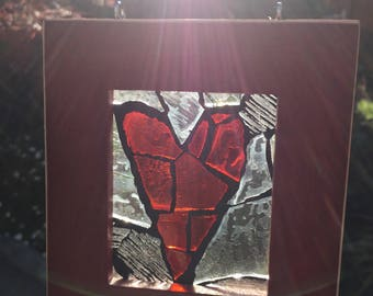 8-11-17 little red heart window