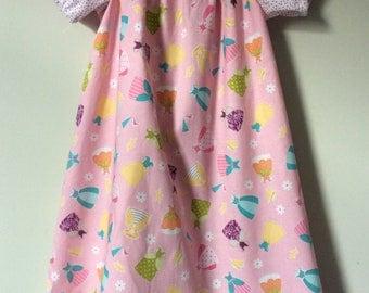 Pretty princess dress, size 4t