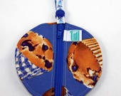 Notions Pouch - Blueberry Cupcake