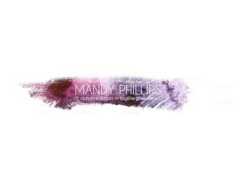 Etsy Cover Photo - Etsy Shop Banner - Shop Banner - Etsy Shop Banner Covers - Watercolor Banner - Watercolor Shop Banner -  Mandy 823173