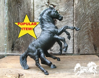 SLEIPNIR BREYER HORSE Custom Classic 8 Inches Tall Eight-Legged Steed of Norse Mythology Son of Loki Ridden by Odin, cm Horses Stallion Legs