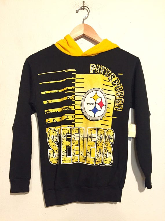 90s Vintage Pittsburgh Steelers Hoodie
