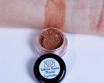 Mineral Eyeshadow GINGERBREAD HOUSE Organic Makeup 5 gram jar