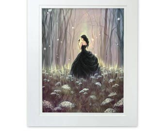 Dreamlike 8x10 Art Print by Selina Fenech Gothic Fantasy Painting