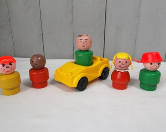 Fisher Price Little People Figures