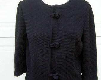 Big knit cardigan | Etsy