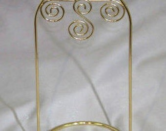 10 inch ornate stand