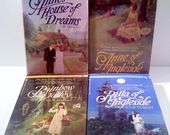 Anne of Green Gables Books 4,5,6,7