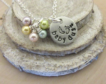 Infertility Jewelry, Baby Dust Necklace, TTC Necklace, Infertility Necklace, Baby Dust, Fertility Necklace, Mothers Day Gift, Whimsical