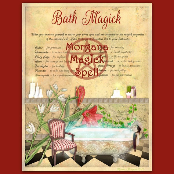 Bath Magick