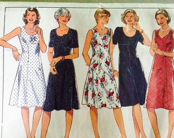 Style 3378 Ladies Dresses