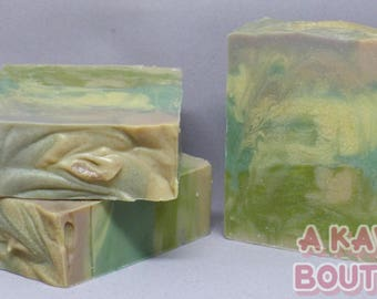 Lemon Eucalyptus - Handmade Cold Process Soap
