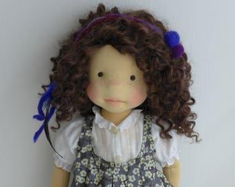 "RESERVED  - JENNA  19"" waldorf doll"