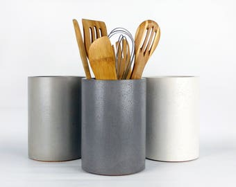 Utensil Holder Etsy