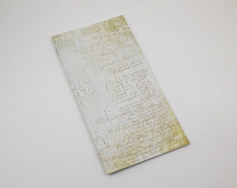 Fauxdori Traveler's Notebook Size Insert Cafe Au Lait