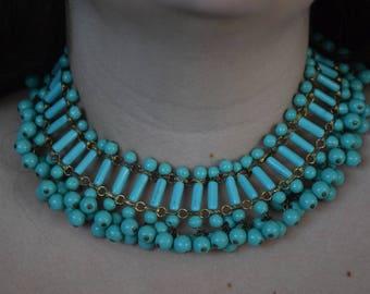 Vintage Egyptian style collar