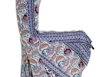 Paisley Blues Belle Flare Pants