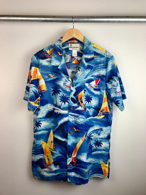 Vintage Men's Hawaiian Shirt