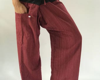 2TC0008 Thai fisherman/Yoga are pants Free-size: Will fit men or woman