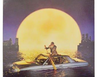 Vintage 80s Jackson Browne Lawyers in Love Pop Rock Album Record Vinyl LP