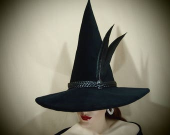 "Hat ""One Bad Witch"""