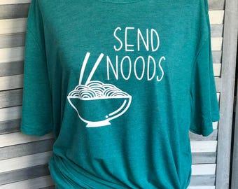 Send Noods Tee