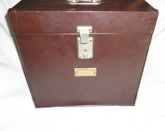 Mystrong Industrial Brown File Box Expandle With Folders