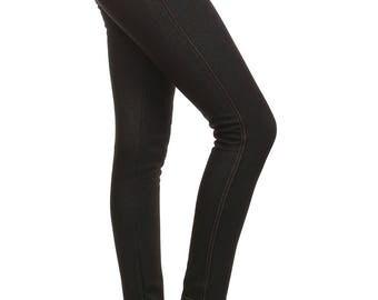 Jean Legging,Navy Leggings,Comfortable Leggings,Fleece Jeggings,Lined Leggings,Jean Straight Leg,Graphic Flag Jeans,Comfortable Jeggings,