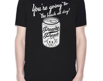 Pixies band shirt - Bone Machine lyrics - indie rock shirt - vintage soda ad