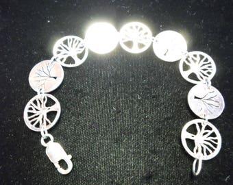 Tree of life bracelet 9 dimes