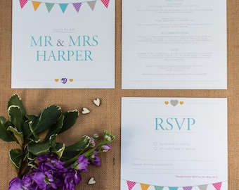 KATE // Wedding Stationery // Suite