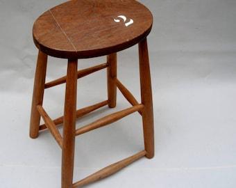 Wooden Stool Cafe Stool Bar stool