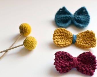 Atelier initiation au tricot : réaliser une broche (10/03) - La mallette des minettes