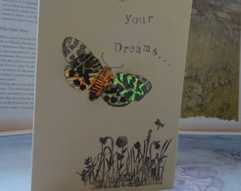 Follow your Dreams ~ Special Shimmer Card