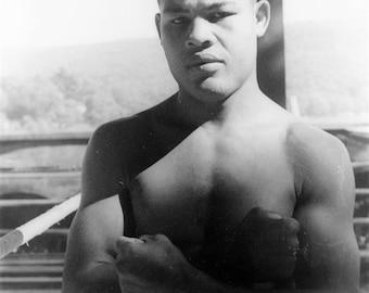 Boxer Joe Lewis in 1941
