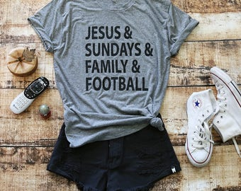 Game Day Shirt| Football Mom| Womens Tshirt| Football Mom Shirt| Tailgate Shirt| Football Mom Apparel| Most Wonderful Time of The Year|