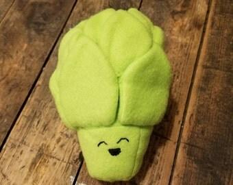 Artichoke Plush Toy