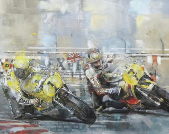 Silverstone 79 - The Race Of All Races: Limited Edition Print