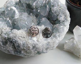 Earrings l Tree of Life