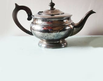 Vintage 'Regent' Plate Teapot by Garrards of Regent Street London