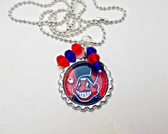 New York Mets Necklace New York Mets Jewelry NY Mets 2db724ef9066