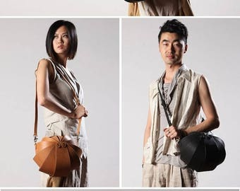 Beetle Bag, Round Bag, Crossbody Bags for Women, Shoulder Bag Women, Nude Leather Crossbody, Mens Crossbody Bag, Leather Crossbody Bag