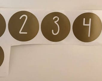 Desk Dots (Set of 6)