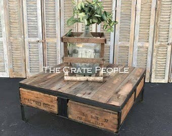 the nationwide source for vintage wood cratesthecratepeople