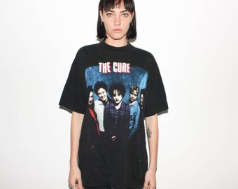 1996 The Cure Swing European Tour T Shirt
