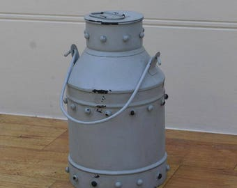 Hand-painted Iron Pot